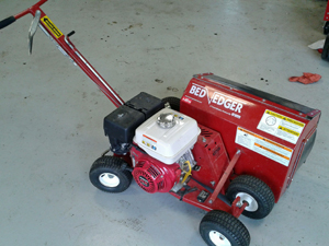 Rental Equipment - Edger