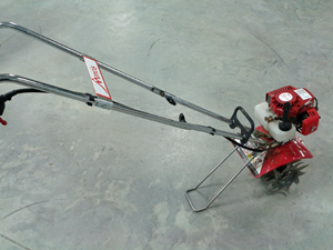 Rental Equipment - Tiller