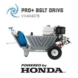 Vortexx Pro Belt Drive