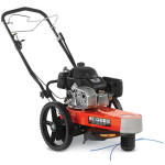 DR Trimmer/Mower 8.26 Pro-XL, Self-Propelled, Electric-Starting
