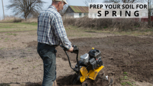 Prep Your Soil for Spring