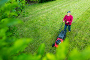 How to avoid lawn mower mishaps